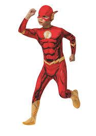 Kids Dc Comics Flash Boys Costume 34 99 The Costume Land