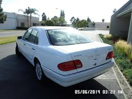 mercedes e diesel 1997 mercedes e300 diesel german cars for sale