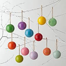 all color rainbow ornament the land of nod