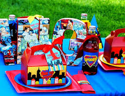 Superman Birthday Party Decoration Ideas 194 Best Superhero Party Images On Pinterest Comic Party
