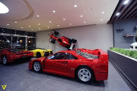 ferrari dealership saudi dealership has all four of ferrari u0027s flagship supercars in stock