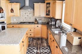 kitchen colors with light maple cabinets kitchen reveal 5 problems and easy solutions ideas for