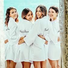 and bridesmaid robes satin bridesmaid robes personalized bridesmaid robes customized