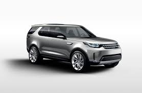 first land rover land rover discovery concept first images photo u0026 image gallery