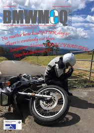 bmwmcq journal september 2017 by bmw motorcycle club queensland