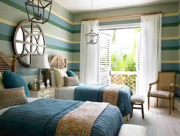 nice looking twin teenage bedroom beach house deco contains