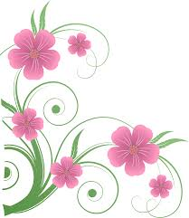 Clip Art Flowers Border - clipart flower png bbcpersian7 collections
