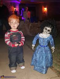 Chucky Halloween Costume Toddler Chucky Baby Boy U0027s Halloween Costume Photo 2 5