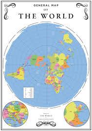 Map Of The Earth Flat Earth Maps Flat Earth Flat Earther