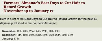 best days to cut hair blog lautner farms experience the lautner farms value guarantee