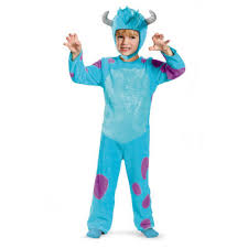 monsters sulley toddler classic costume jcpenney