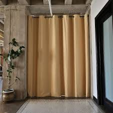 7ft room divider roomdividersnow premium heavyweight tension rod room divider kits