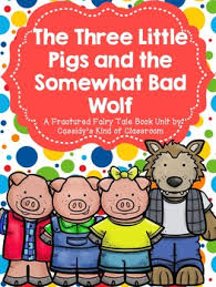 pigs bad wolf book unit tpt