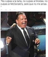 Memes Luis Miguel - imágenes graciosas luis miguel culpa al amor fotosgraciosas
