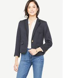 blazers and suit jackets for women ann taylor
