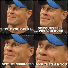 Wrestlemania Meme - 50 best john cena memes of all time