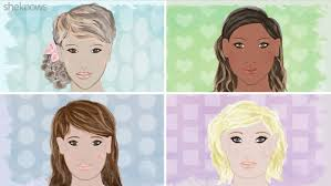 face shapes and hairstyles to match hair contouring is the magic way to accent your face shape with