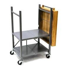 folding kitchen island cart foldable kitchen islands folding island cart small origami ideas