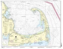 amazon com 13246 cape cod bay fishing charts and maps sports