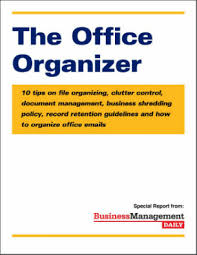 office organizer 10 tips on file organizing clutter control