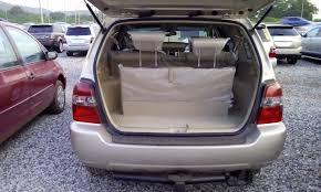 2005 lexus rx330 interior toyota highlander jeep 2005 model three seater leather
