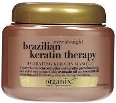 product review organix brazilian keratin therapy hydrating