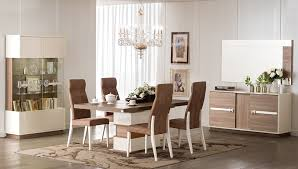 dining table ef evolution by status italy