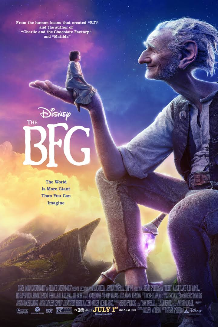 The Big Friendly Giant-The BFG