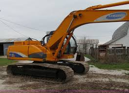 samsung se210lc 2 excavator item f4784 sold may 9 const