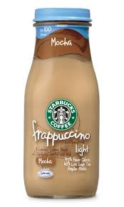 mocha frappuccino light calories starbucks coffee frappuccino coffee drink mocha lite 9 5 oz pack