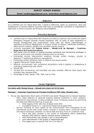 Process Resume Surjit U0027s Resume Manager Customer Experience U0026 Process Excellence