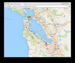 Maps Google Com San Francisco by Build Google Maps Using Web Components U0026 No Code