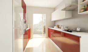 kitchen design india modular kitchen design ideas parallel intended for parallel
