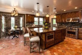 kitchen floor design ideas terracotta kitchen tile home ideas