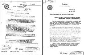 top secret report template dubious secrets of the cuban missile crisis