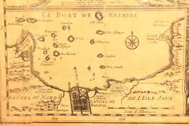 Map Of Jakarta Visit