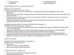 Resume Objective For Experienced Software Developer Ap Style Resume Or Rsum