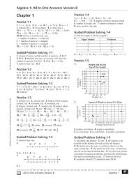 chapter 1 practice 1 1 guided problem solving 1 1