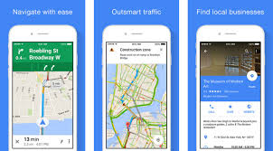 New York Street Map App by Google Maps App Update Brings Full Screen Maps U0027directions To
