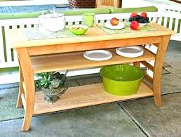 build your own outdoor table making outdoor furniture make your own garden furniture making your