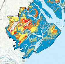 map of beaufort county sc strong advice from officials leave early it s a hurricane the
