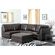Top Grain Leather Sectional Sofa with Sectional Calvin Top Grain Leather Modular Sectional Abbyson