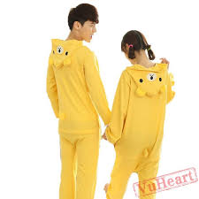 autumn kigurumi onesies pajamas for