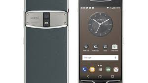 vertu phone 2016 vertu made another phone for the rich and tasteless the verge