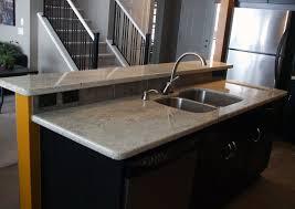 river white granite with dark cabinets kashmir cream granite with white cabinets 94 with kashmir cream