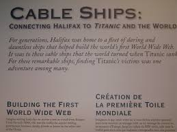 the halifax titanic connection the titanic one century later