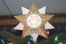 hallmark illuminations starlight tree topper spectacularchristmas