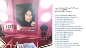 Jasa Make Up Artist makeup artist viyoutube