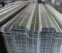 galvanized firm floor steel decking corrugated steel floor panels
