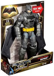 Batman Lights Dc Batman V Superman Dawn Of Justice Electro Armor Batman 12